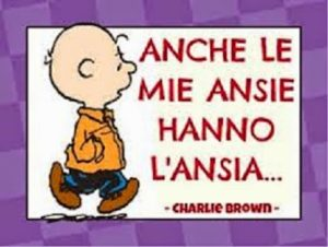 ansia charlie brown